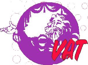 Voerens Amateur Toneel Logo